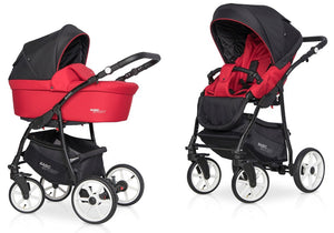 RedRiko-Basic-Plus-Stroller