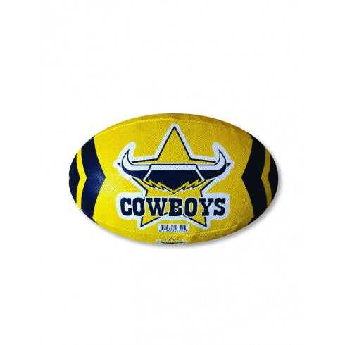 NRL SUPPORTER BALL COWBOYS