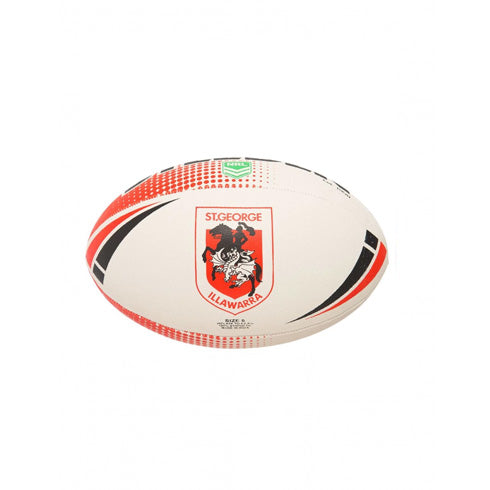 NRL SUPPORTER BALL DRAGONS