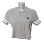 LION COLLECTION LADIES LULA CROP TEE
