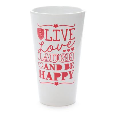 LIVE LOVE LAUGH LATTE MUG
