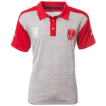 JUNIOR GREY POLO