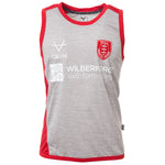 2020 GREY PLAYER VEST