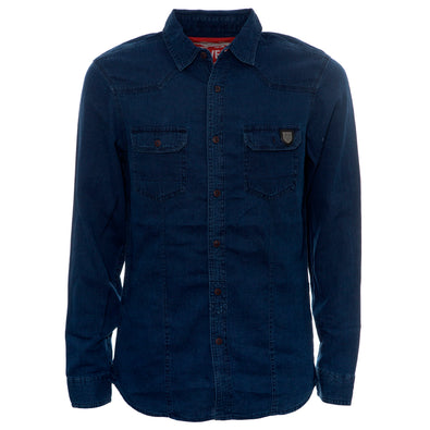 Lion Collection Denim Shirt