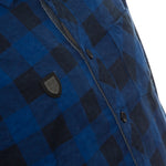 Lion Collection Check Flannel Shirt