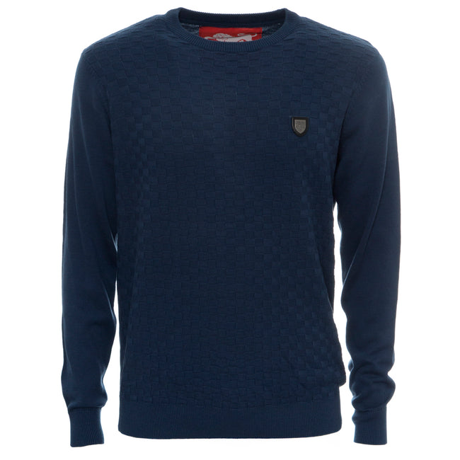 Lion Collection Square Knit Jumper