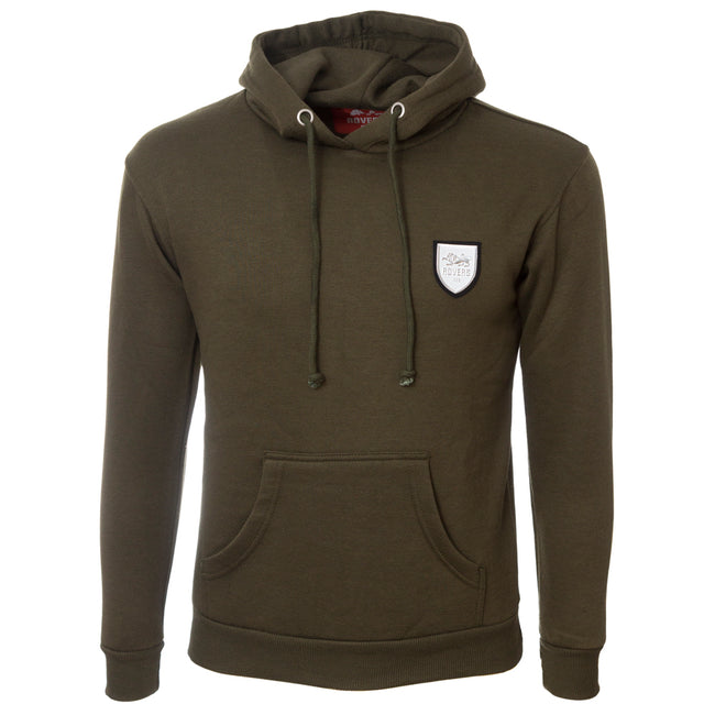 LION COLLECTION KHAKI HOODIE