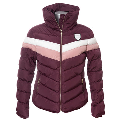 LION COLLECTION LADIES PADDED JACKET