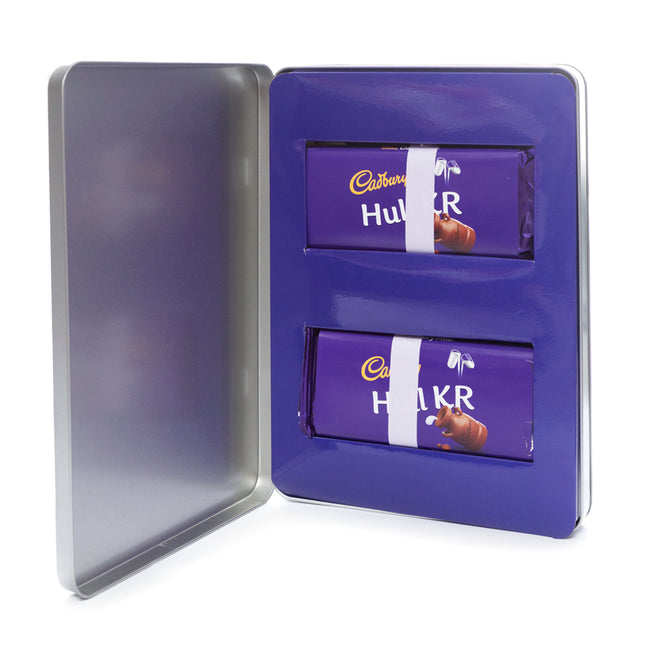 30 YEAR ANNIVERSARY CADBURY'S TIN