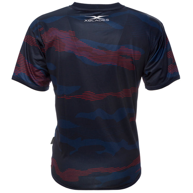 2019 JUNIOR FUTURE CAMO TRAIN TEE