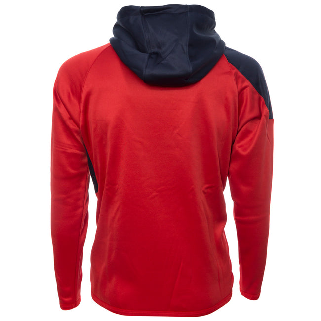 2019 RED OVERHEAD HOODY
