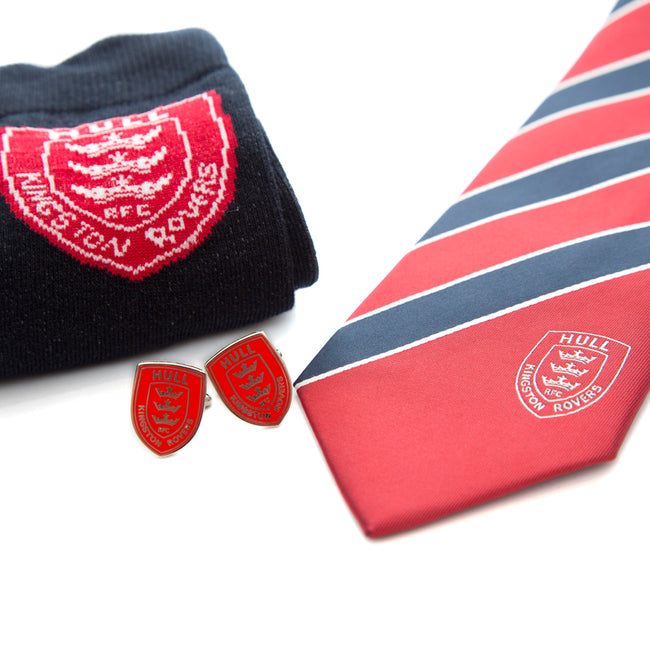 Tie, Sock and Cuff-link Set