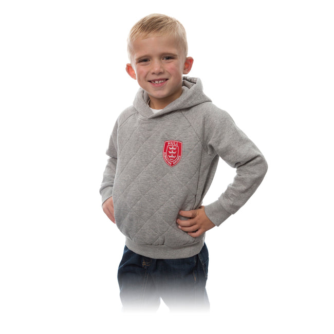 JUNIOR GREY FINCH HOODY