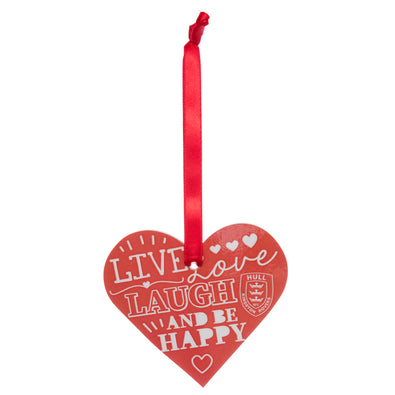 LIVE LOVE LAUGH HANGING ORNAMENT