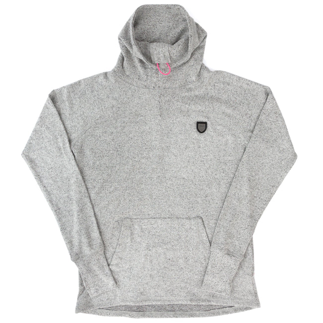 LION COLLECTION LADIES GREY JUMPER