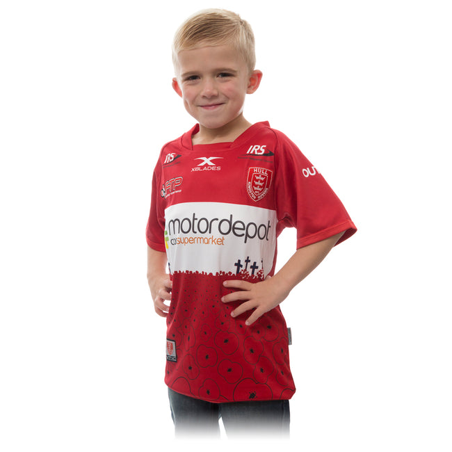 2019 JUNIOR POPPY SHIRT