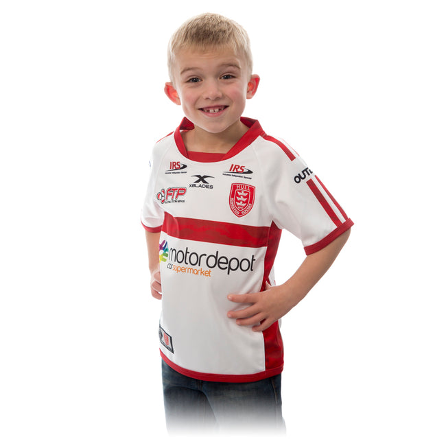 2019 JUNIOR HOME SHIRT