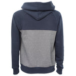 NAVY GROUSE 1/4 ZIP HOODY