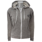 LION COLLECTION LADIES FULL ZIP HOODY