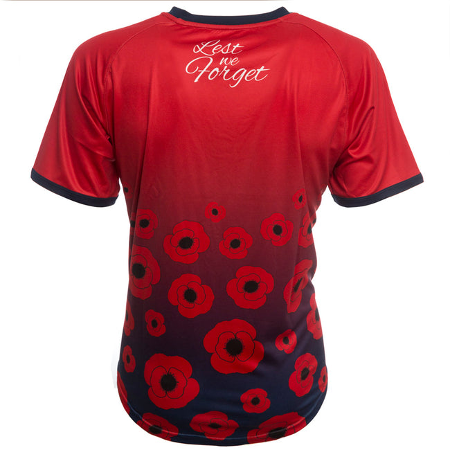 JUNIOR POPPY TRAINING TEE