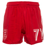71 RANGE RED TRAINING SHORTS