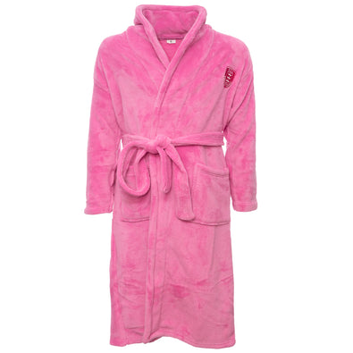 PINK DRESSING GOWN