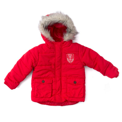 TODDLER ASTRO RED COAT