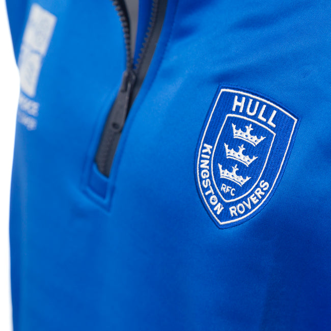 2019 ROYAL 1/4 ZIP JACKET