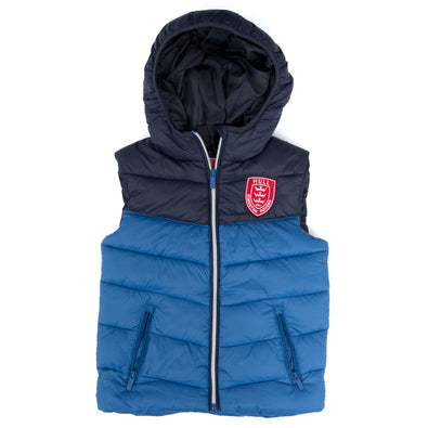 JUNIOR NAVY/ROYAL GILET