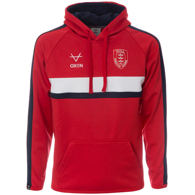 2021 RED OH HOODY