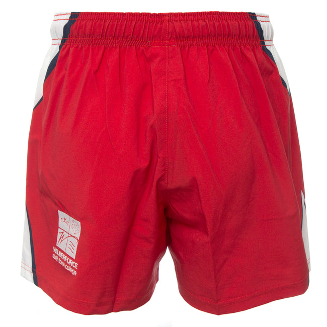 2018 RED TRAINING SHORT
