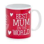 BEST MUM IN THE WORLD MUG