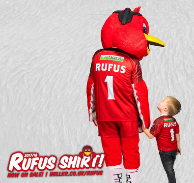 Rufus Replica Shirt