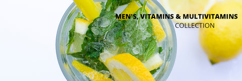Men's, Vitamins & Multivitamins