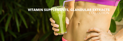 Vitamin Supplements, Glandular extracts