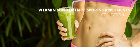 Vitamin Supplements, Sports supplements