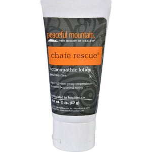 Peaceful Mountain Chafe Rescue Lotion - 2 oz