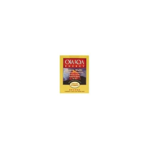 Ola Loa Energy Super Multi Orange (1x30 PKT)