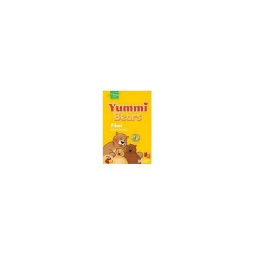 Hero Nutritionals Yummi Bears Fiber Supplement (1x60 BEARS)