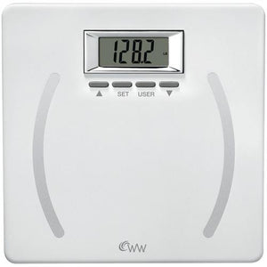 Conair(R) WW28YF Weight Watchers(R) Plastic Body Fat Scale