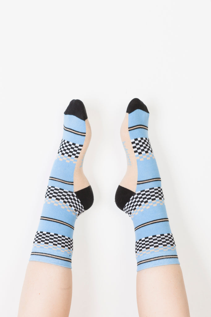 Checkered Socks - Studio183