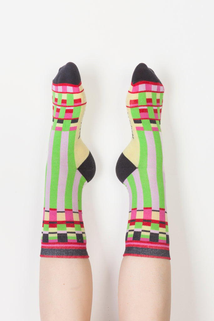 Funky Black Socks - Studio183