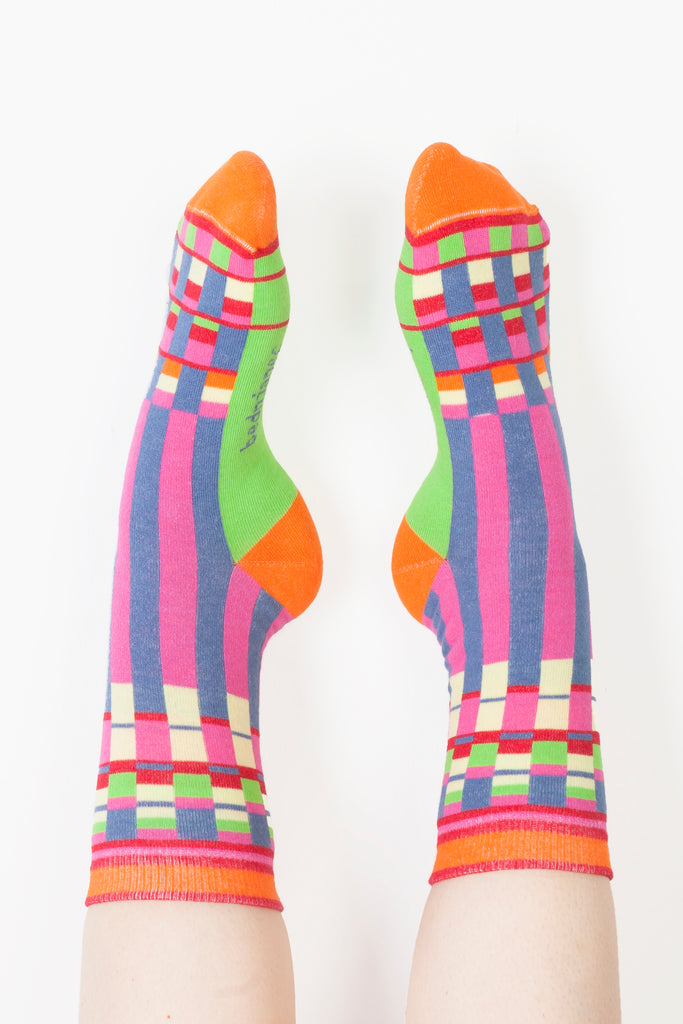 Funky Orange Socks - Studio183