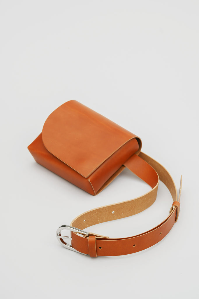 MINI POCKET BAG TERRACOTTA - Studio183
