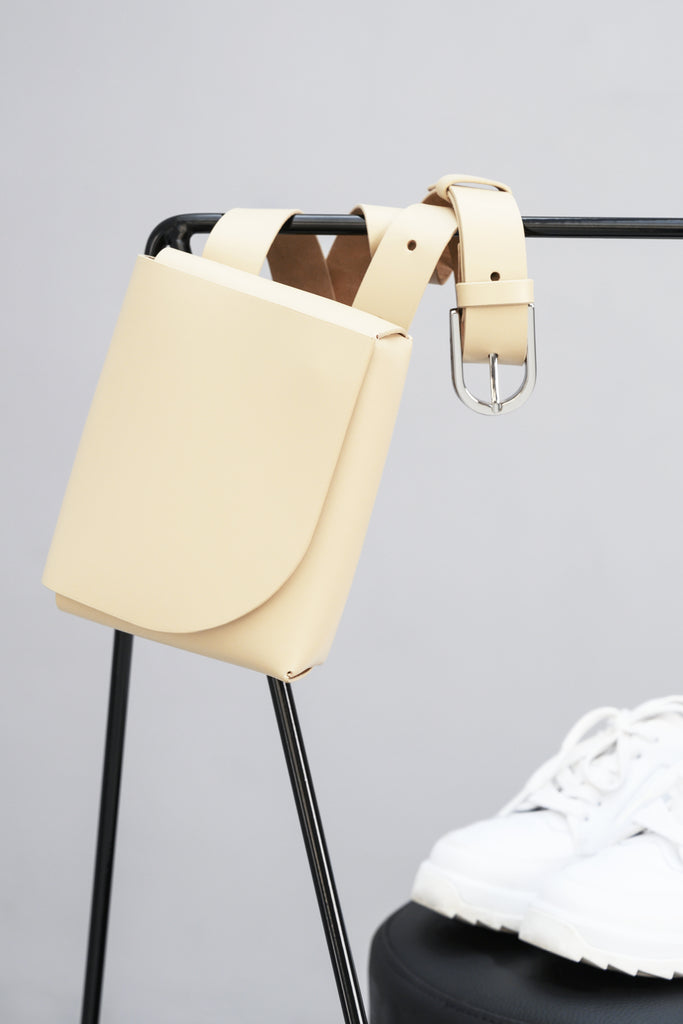 MINI POCKET BAG IVORY - Studio183