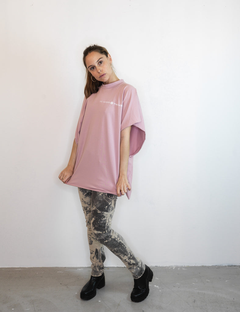 No waste pink top - Studio183