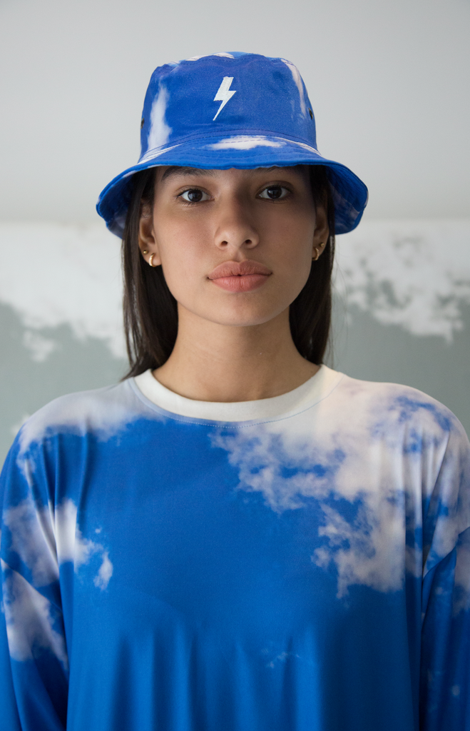 BLUE SKY BUCKET HAT - Studio183