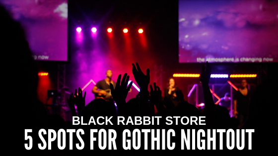 5 Places for a Gothic Nightout in the US - Part I Top places to go for a Gothic Night out in United States, featuring Bar Sinister (Los Angeles, CA), The Church (Dallas, TX), Las Rosas (Miami, FL), Numbers (Huston, TX) and Ceremony (Boston, MA). It includ