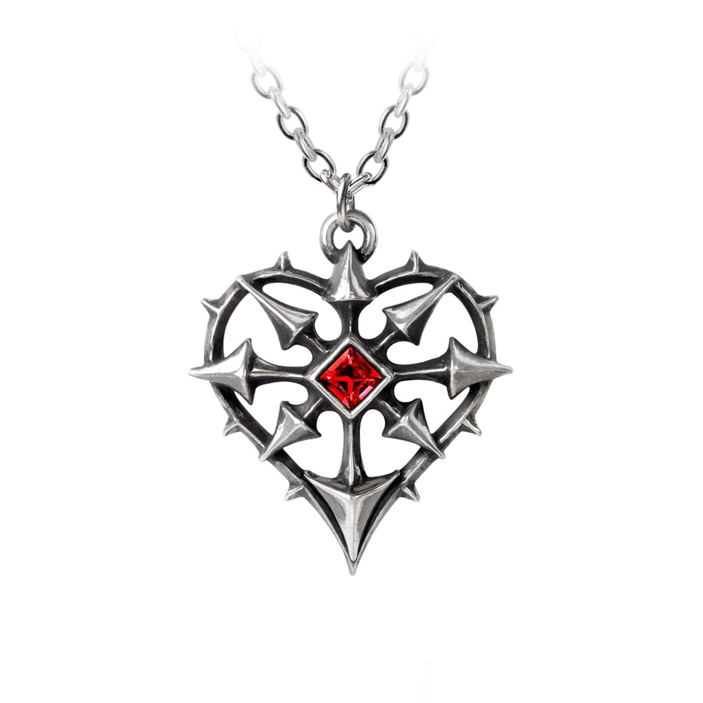 Alchemy Gothic Entropassio Necklace - BLACK RABBIT STORE