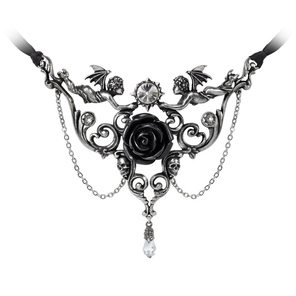 Alchemy Gothic Mesukmus Necklace - BLACK RABBIT STORE